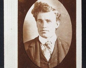 Photo - Vintage Photo Of Man