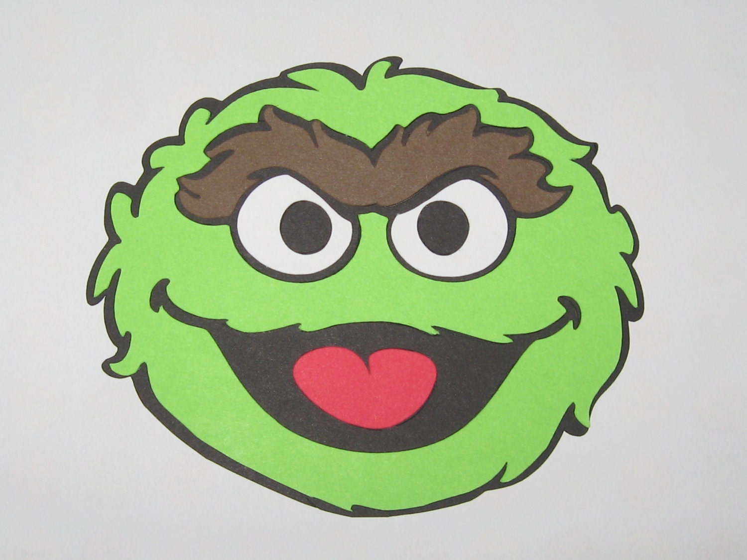Fiesta Elmo furthermore Sesame Street Toddler Birthday Party also Oscars moreover Customize likewise Cookie Monster Felt Mag. on oscar the grouch coloring pages to print