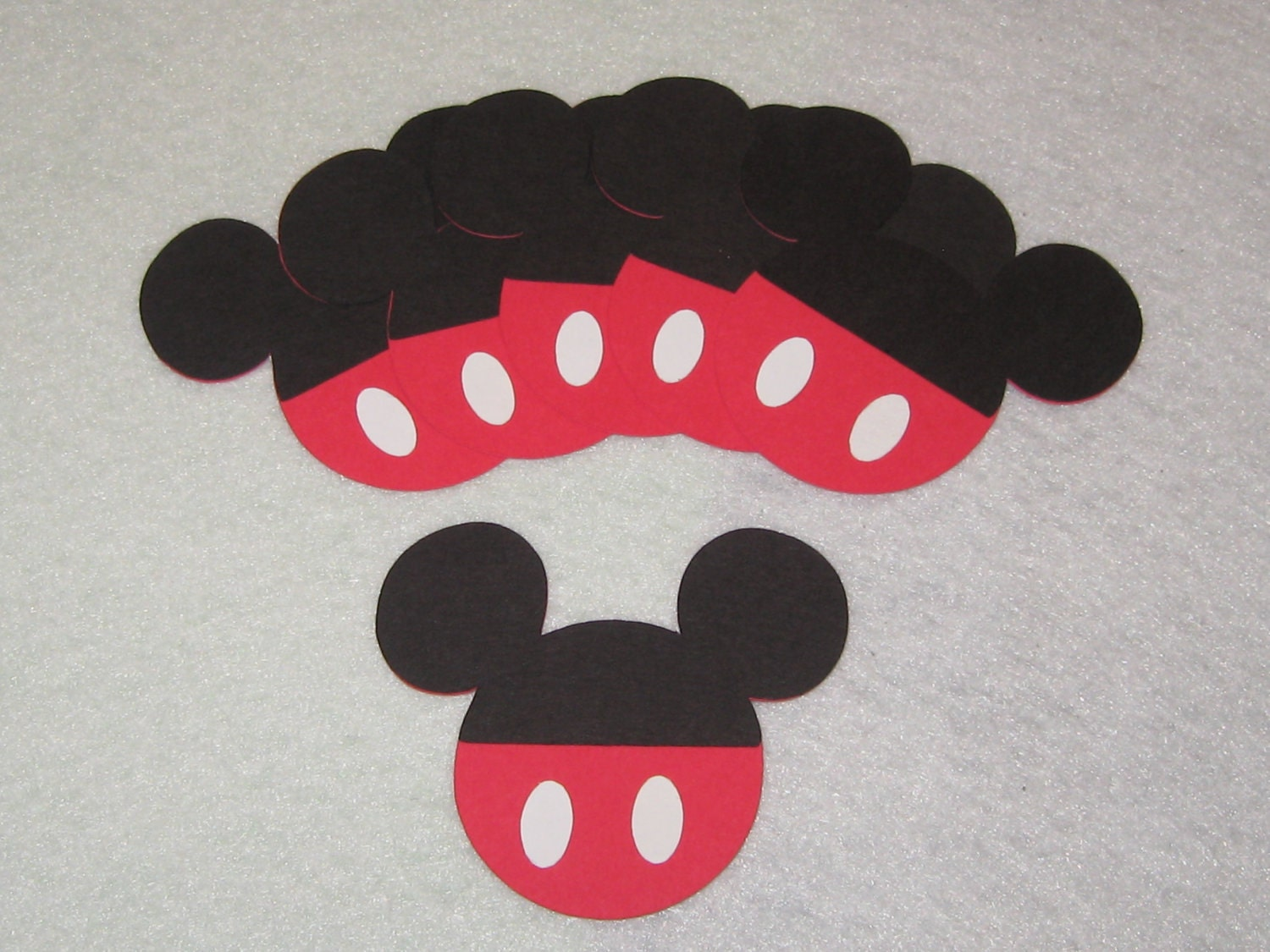 mickey mouse cut s - photo #3