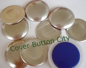 Cover Button Starter Kit  Size 60  (1 1/2 inch) - Flat Backs