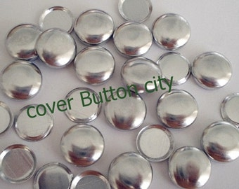 Flat Backs - 200 Cover Buttons Size 24 (5/8 inch)