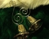 A Pair of Silver Bells For The Tree