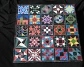 Quilt Sampler Jigsaw Puzzle