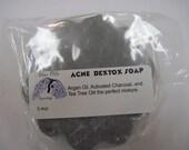 Argan Detox/Acne Soap