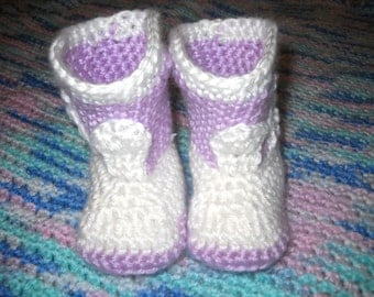 Cowboy Boot Booties Perfect Baby Gift