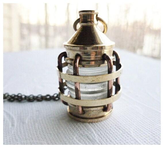 Lantern Necklace