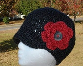 Interchangeable Flower Hats