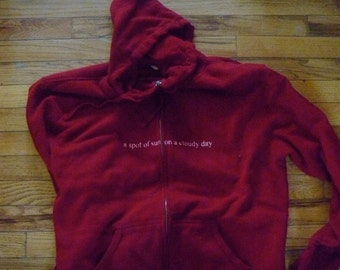 A spot of sun Land Cruiser LandCruiser Teq Hoodie XXL