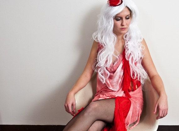 Lady Gaga Meat Dress Halloween Costume