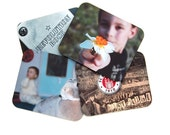 Custom Mouse Pad of family, pets, friends, sports, etc.