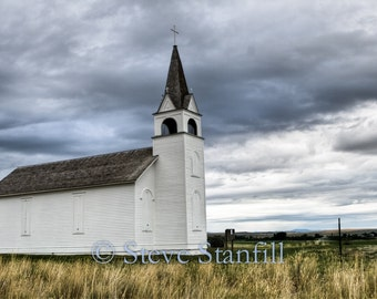 St. Joseph Catholic Church, Canton Valley, Townsend, Montana