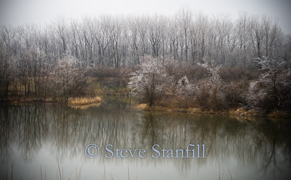Photos of Southern Indiana Winter Scenes