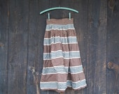 Little Prairie Skirt XS S Blue Light Brown