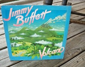 Jimmy Buffet Volcano Vinyl Album