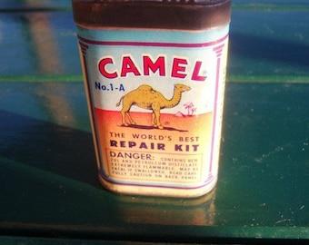 On Sale Vintage Shop 1962 Inner Tube Repair Kit