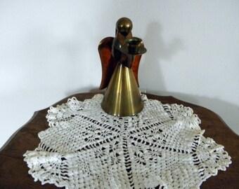Vintage Mississippi Estate Sale Crochet Doily