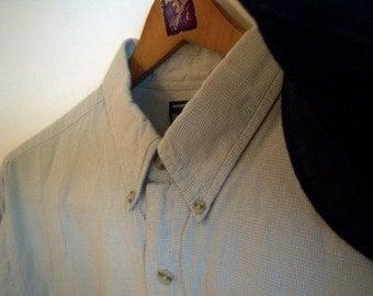 Vintage David Taylor Men's Short Sleeve Shirt
