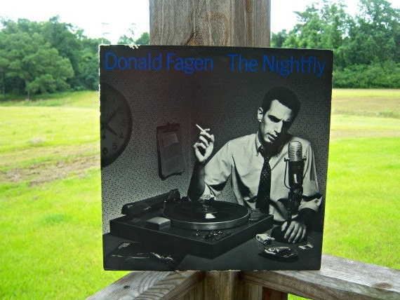 Donald Fagen's The Nightfly: A Modern Classic Vinyl Record Album 1982
