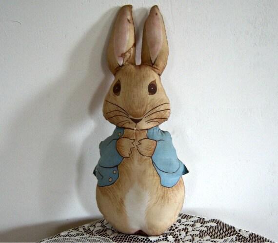 Vintage Handmade Peter Rabbit