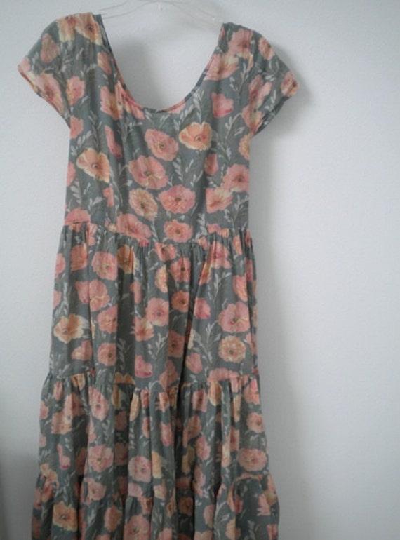 Pretty peony  dress