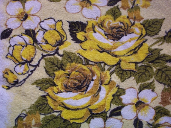 Yellow Roses Bath Towel By R A Briggs & Co