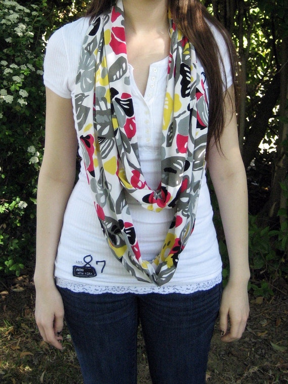 Neon Trees Jersey Infinity Scarf
