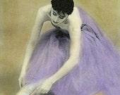 Ballet Dancer II - Photo ReproductionDancer Print
