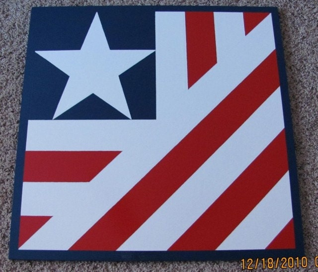 Patriotic Barn Quilt Patterns Easy Pictures To Pin On