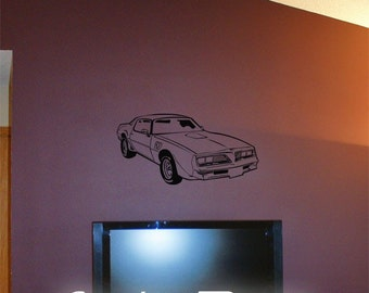 Trans Am Wall Decal