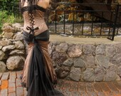 """Made to Order Alternative Bridal/Formal Gown """"Victoria"""" Free Shipping"""