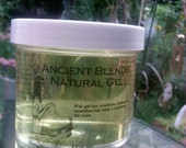 Plant Based Herbal Gel for Natural Hair, Locked and Unlocked Naturals, Twists & Braids...4ozs