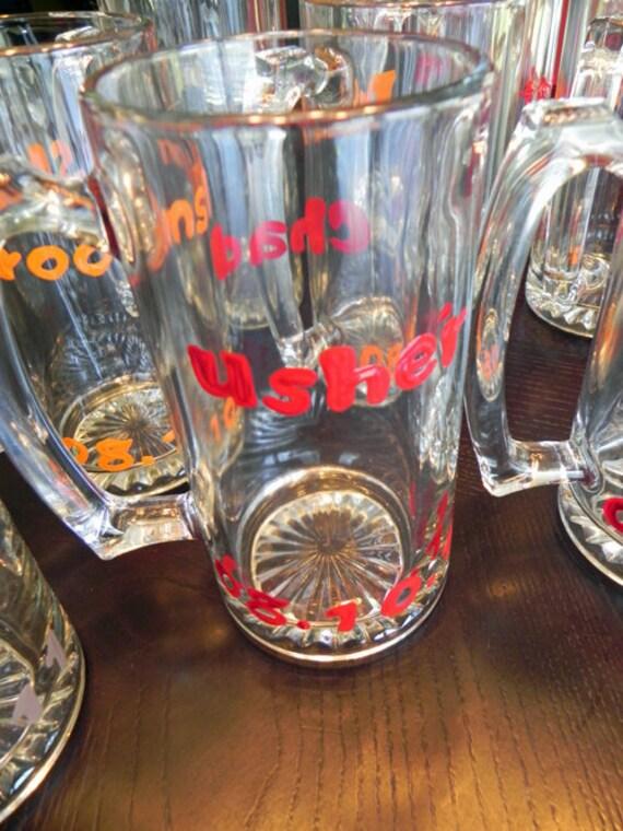 Usher Beer Mug