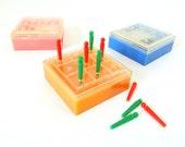 TIC-TAC-TOE - Vintage Pencil Sharpener