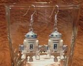 R2-D2 Earrings For the Star War Fans