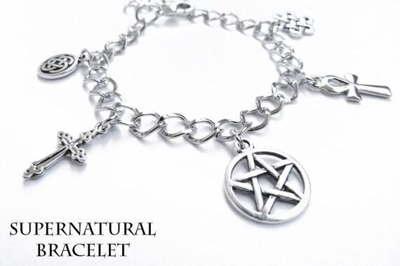 Supernatural inspired - Charm Bracelet