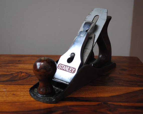 Stanley smoothing number 4 plane - Made in England