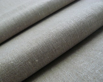 ECO FRIENDLY Natural burlap linen fabric
