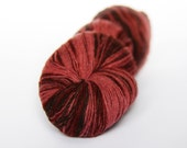 1 ply Lace Weight Kauni Wool Yarn 8/1, Gradient of dark Brown, Burgundy, Old Pink FREE SHIPPING WORLDWIDE
