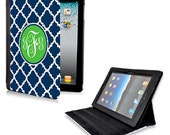 Personalized iPad 2/ New iPad Folio Case Design your Own