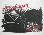 Original CORROSION OF CONFORMITY vintage 1987 tour shirt