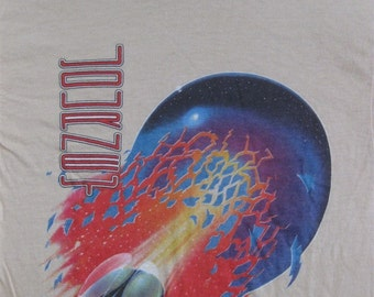 Original JOURNEY 1981 vintage SHIRT