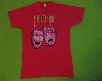 Original MOTLEY CRUE vintage 1985 tour TSHIRT