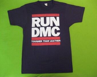 Original RUN DMC vintage 1988 tour TSHIRT