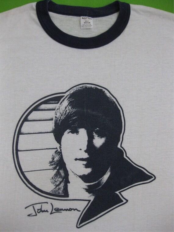 Vintage 70's JOHN LENNON shirt