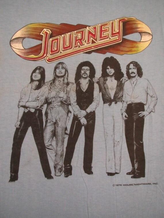 Original JOURNEY 1979 tour SHIRT