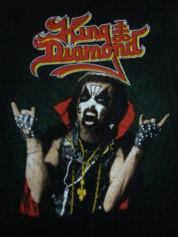 King Diamond Tour Shirts