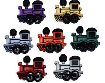 Trains - Buttons/Embellishments