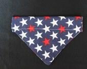 STARS- dog scarf