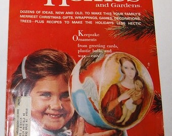 1970s Better Homes and Gardens Magazine