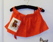Held for Elizabeth Child Apron w/ Country Kitsch Pocket Detail SALE